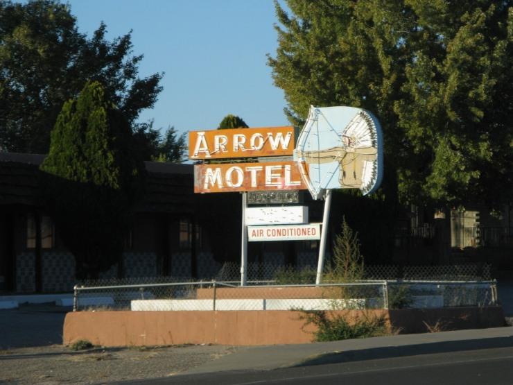 Arrow Motel, Espanola, NM