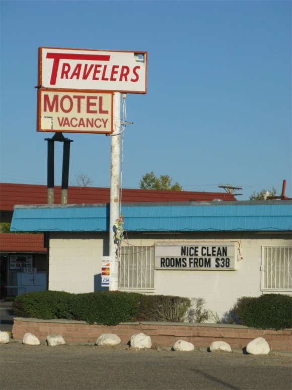 Travelers Mote