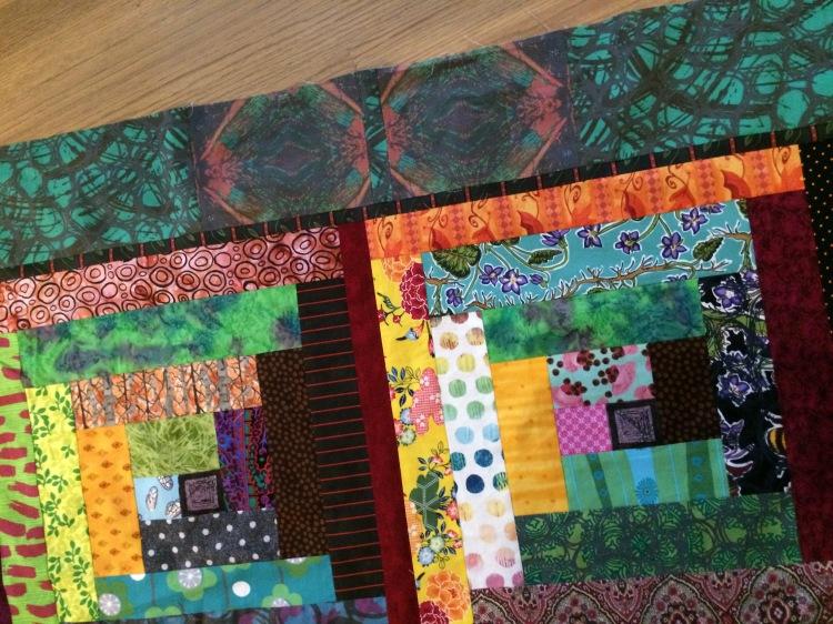quilt 1 border detail