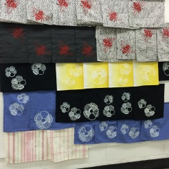 printed linens