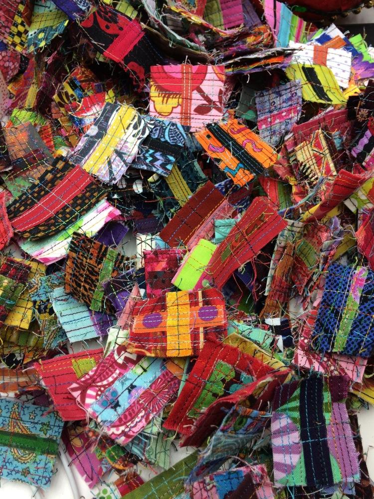 fabric bits
